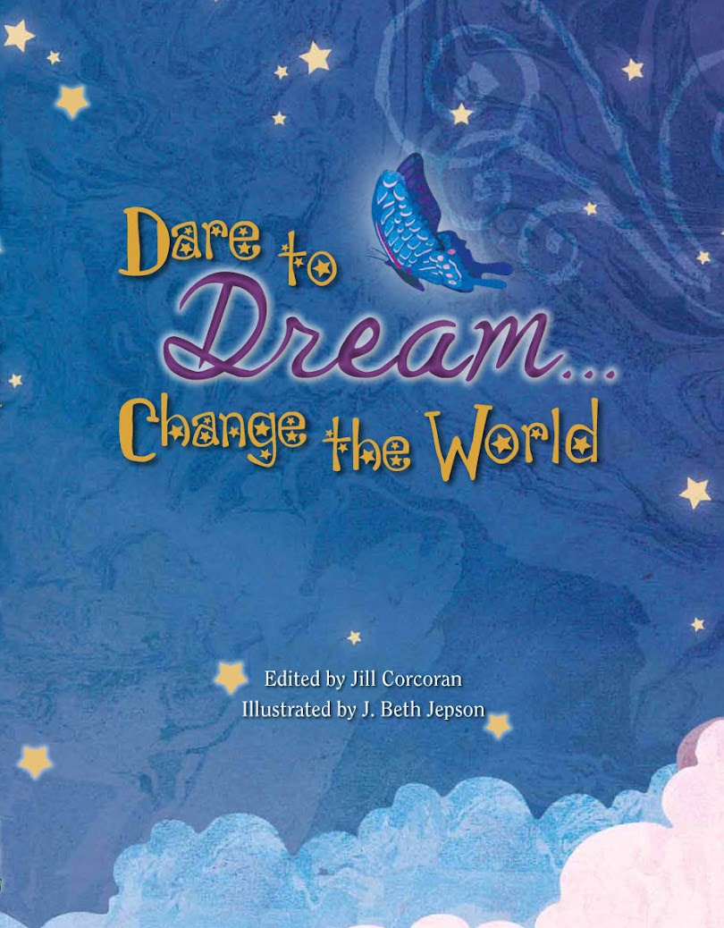 Talking About Poetry: Dare to Dream…Change the World